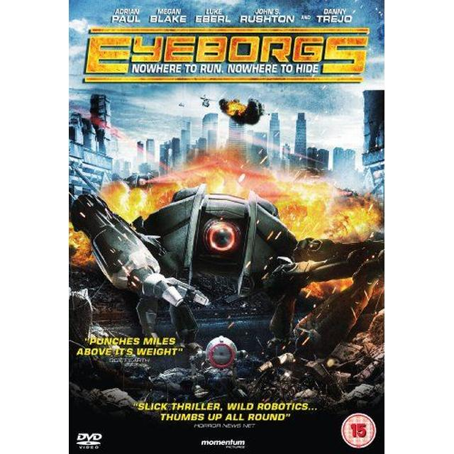 Eyeborgs [DVD]